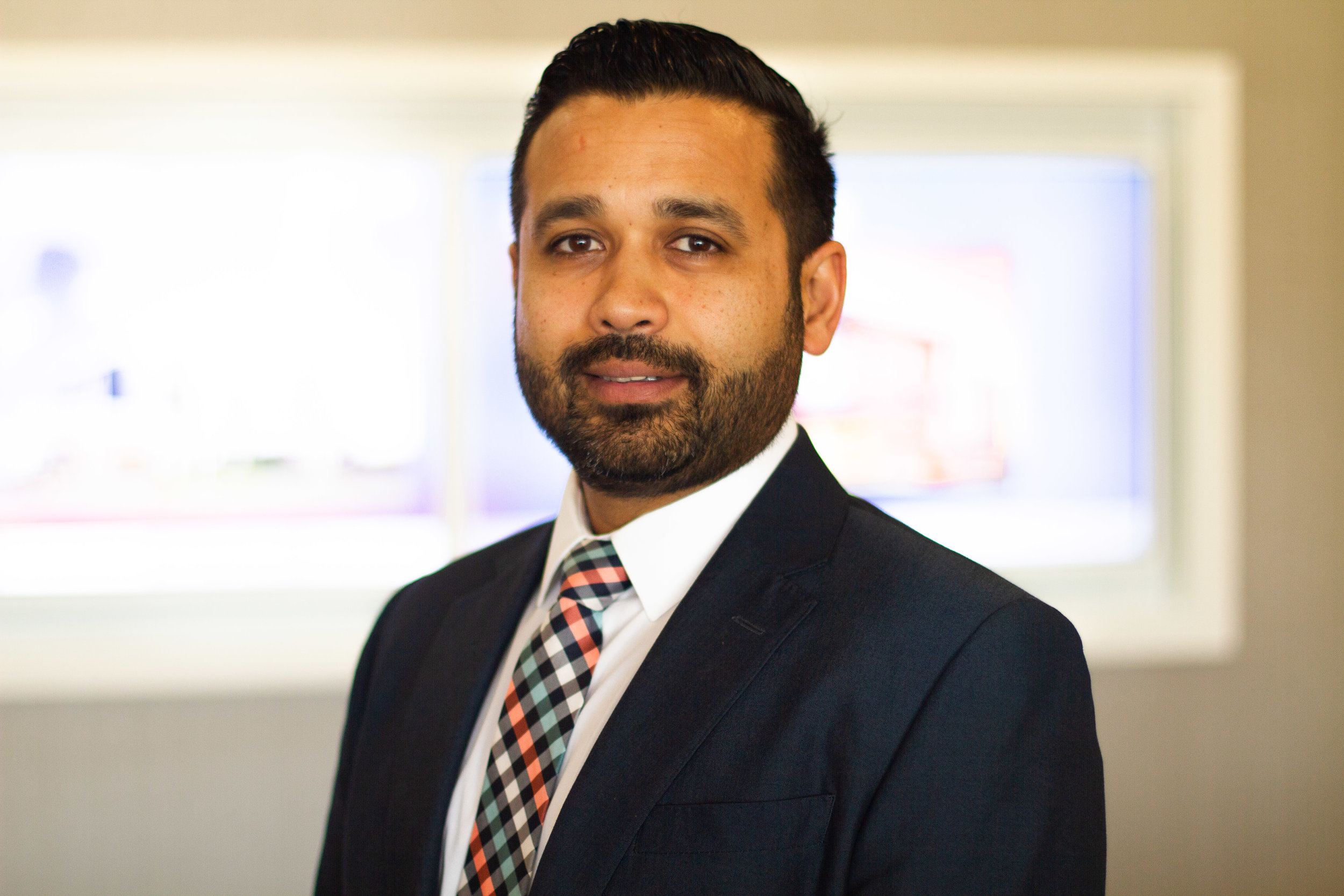 Amit Patel  Chief Executive Officer