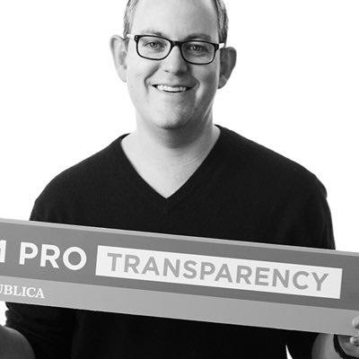 Charles Ornstein, Deputy Managing Editor at ProPublica