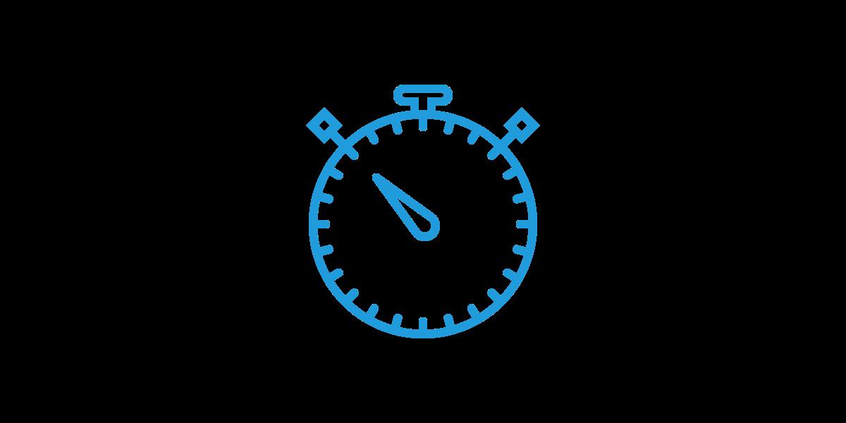 quick Response Time -
