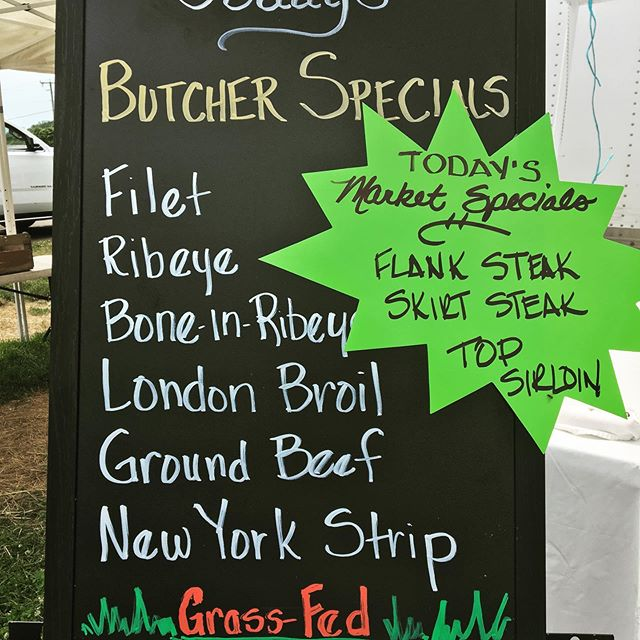 Another great day at @archwoodgreenbarns in The Plains!  If you haven't visited this Farmer's Market, you are missing out!  Easy access, plenty of parking, and great vendors. Open Sundays from 10-3pm. See you at the market! #knowyourrancher #knowyourfood #knowyourfarmer #shoplocal #loveva