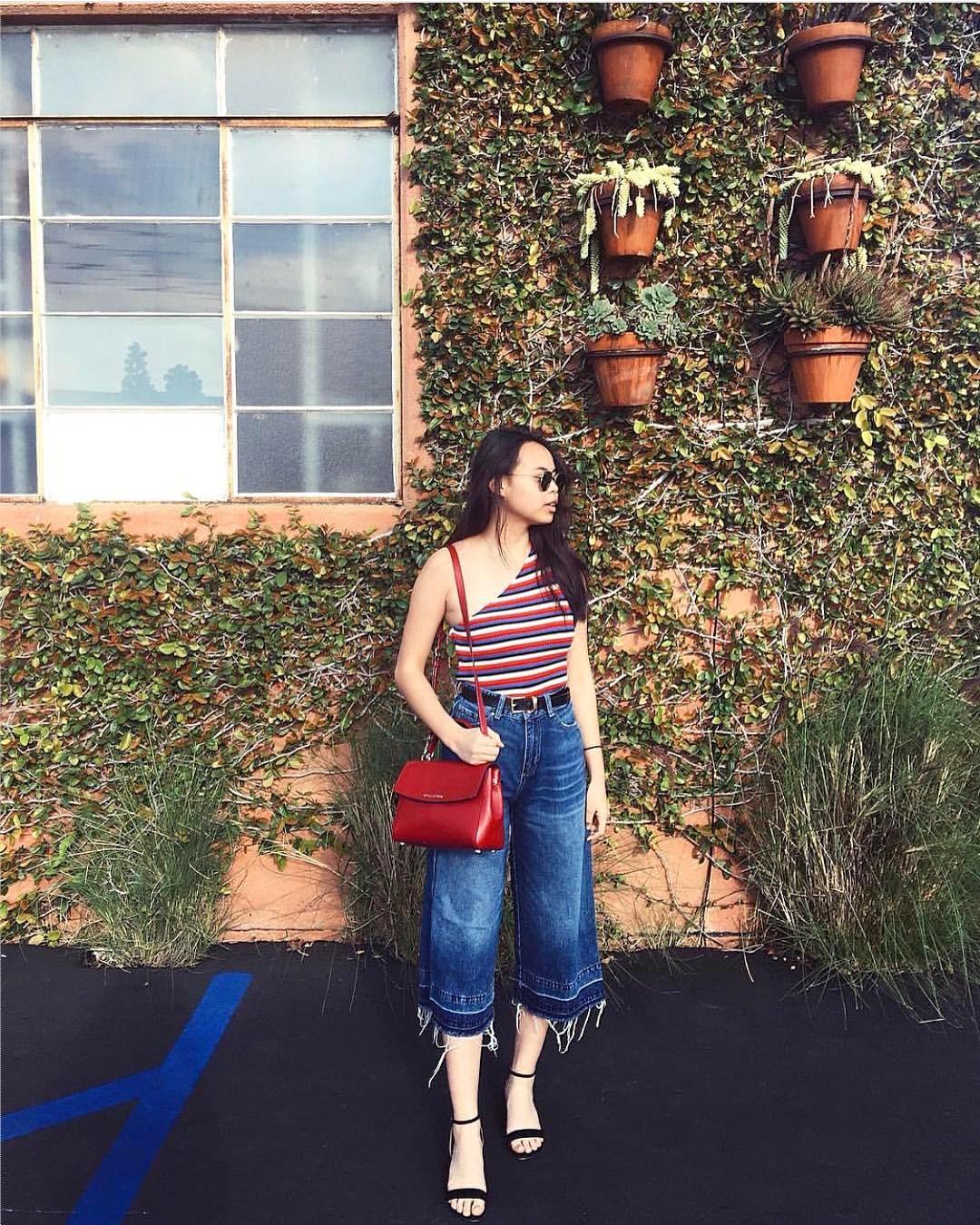 @paulinamay wears The Maïa in black