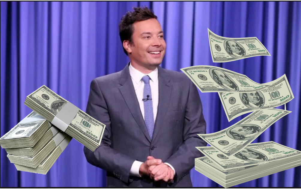 Minnesota taxpayers gave Jimmy Fallon a lot to be thankful for, paying him roughly four times what the average Minnesotan makes in a year for one set.