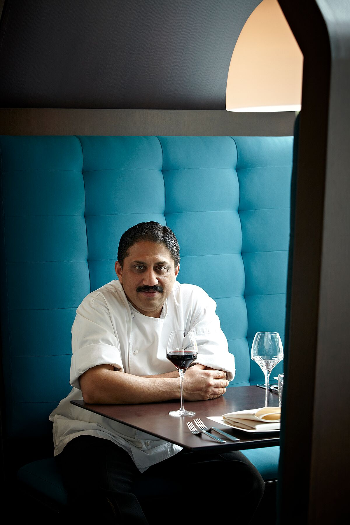 Group Executive Chef (Rasika), Vikram Sunderam