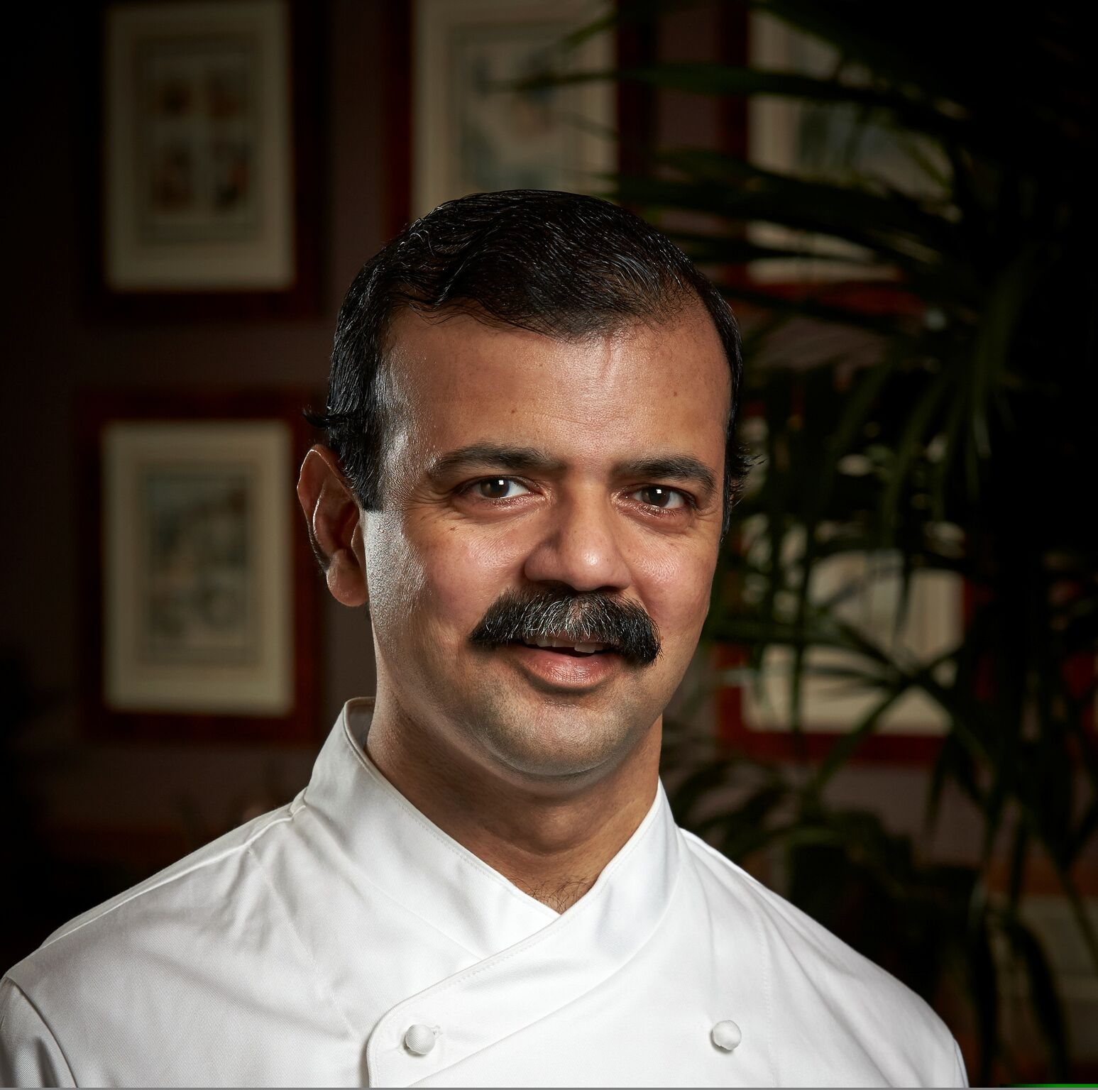 Executive Chef Nilesh Singhvi
