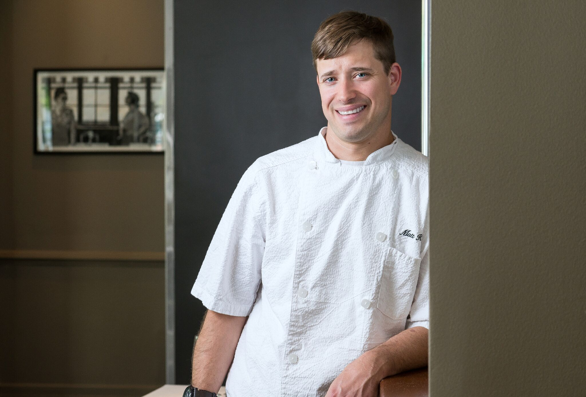 Executive Chef Matt Kuhn