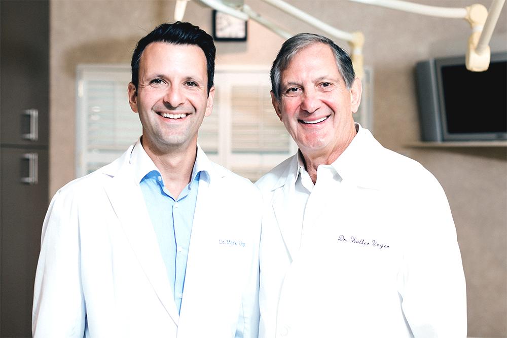 dr. mark unger and dr walter unger hair transplantation toronto ontario
