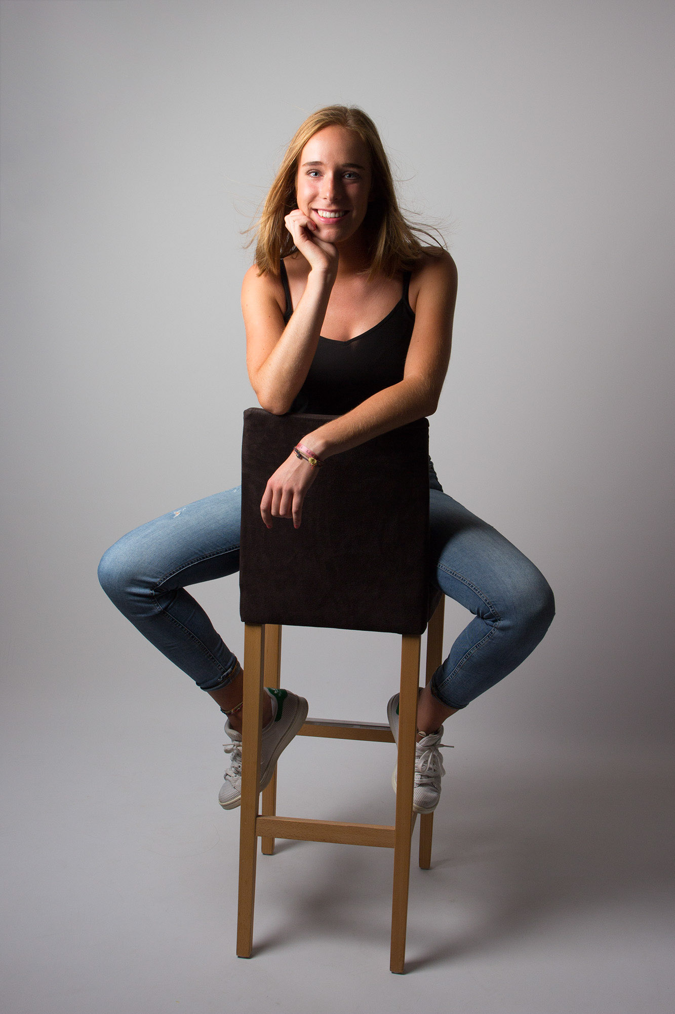 Studio portret fotografie