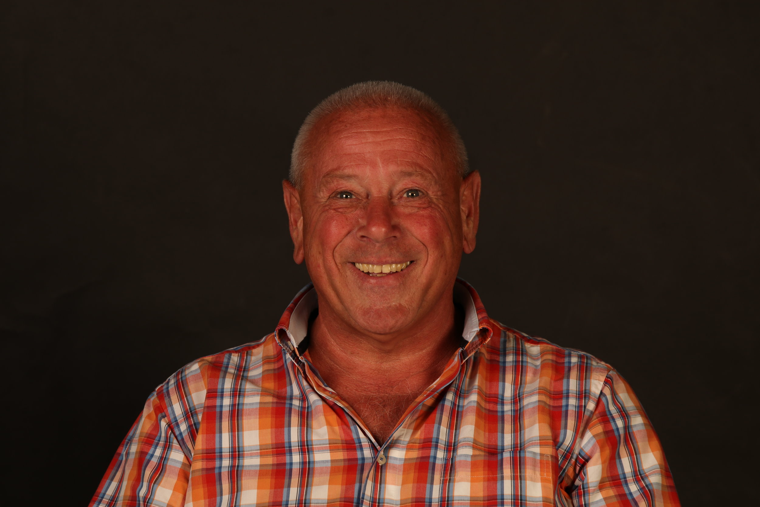 Cees Ooms, clubkampioen 2018