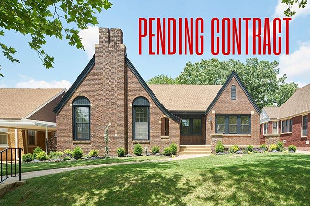 PENDING CONTRACT on the Edgemere Project! Can't wait for the wonderful buyers to enjoy this beauty! Lots of blood, sweat and tears were poured into her! #charlibullardrealestate #edgemerepark