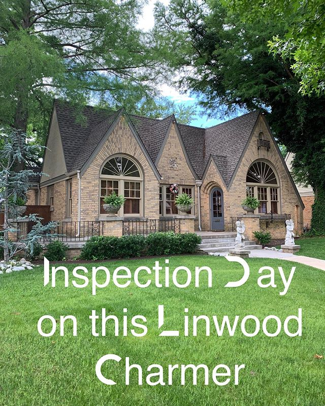 LOVE INSPECTION DAYS!  Inspections are crucial when purchasing a home! Make sure you always hire an inspector who is knowledgeable, thorough, and familiar with old & new homes. When buying a home, a realtor's expertise can help this process and have your best interest in mind.  When you're ready to BUY or SELL, I'm ready for you! #charlibullardrealestate #remaxpreferredokc