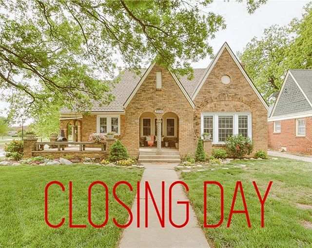 CLOSING DAY on this beautifully remodeled home in Linwood Park! Many thanks to my buyer for trusting me through the process and @jenniferkraghgroup for a smooth transaction! #charlibullardrealestate #remaxpreferredokc  When you're looking to BUY or SELL, I'm ready for you!  Charli@CharliBullard.com 405-414-6215