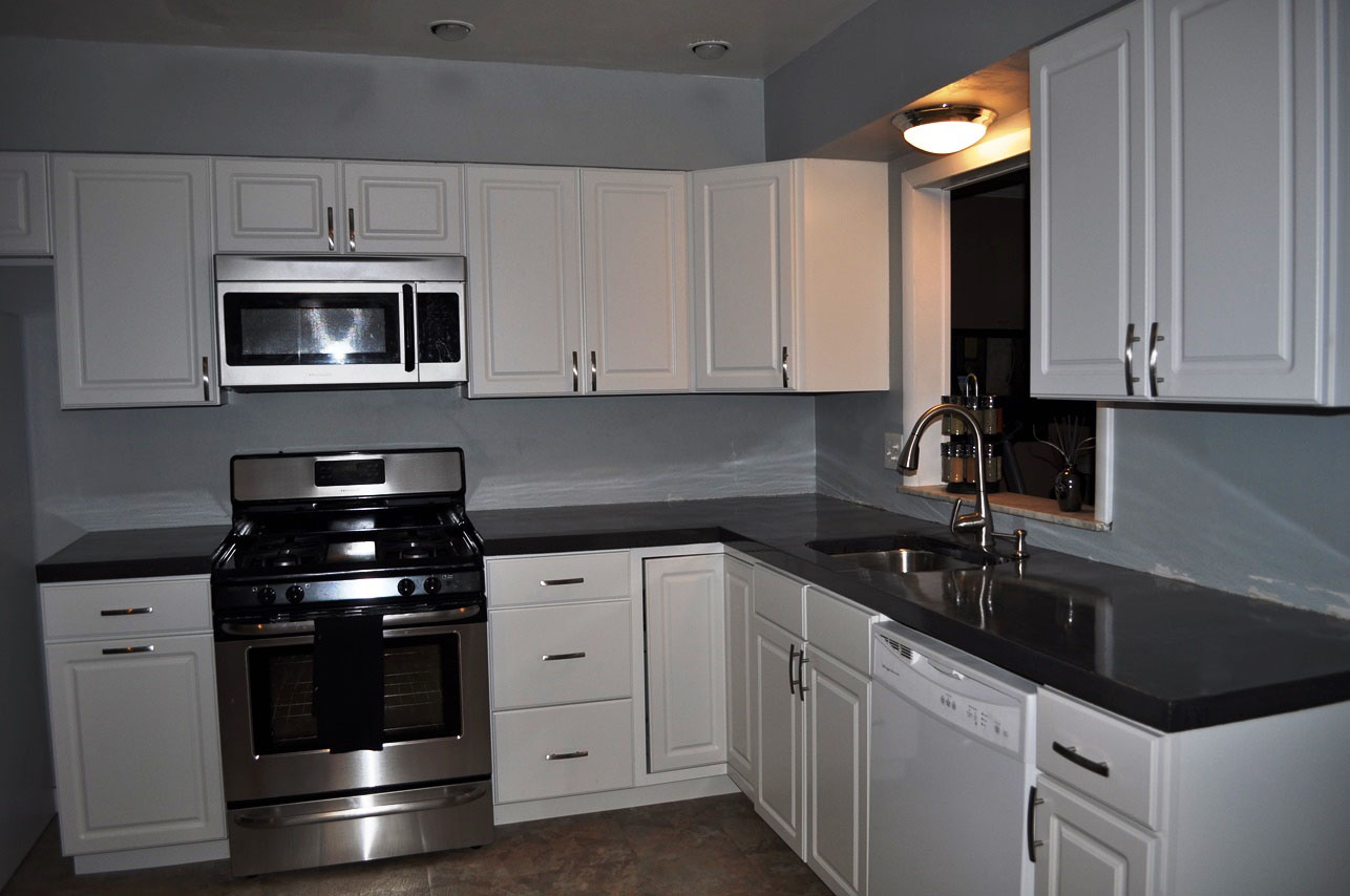counter tops, cast-in-place, buddy rhodes, ash, straight face, trowel finish, water based epoxy