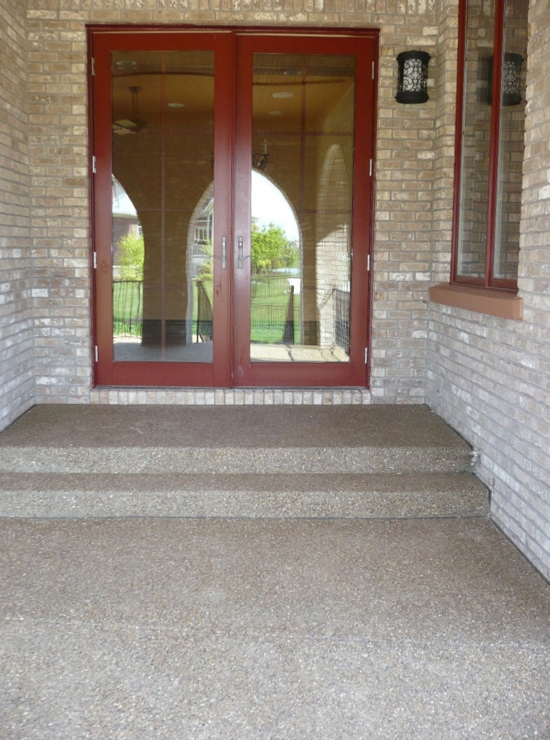 Entry Exposed aggregate 2.JPG