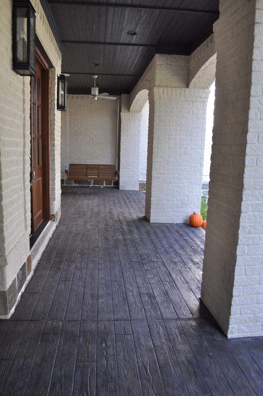 Entry, Stamped Wood Plank, Dark Walnut, Splash of Mesa Buff, Charcoal Gray 2.jpg