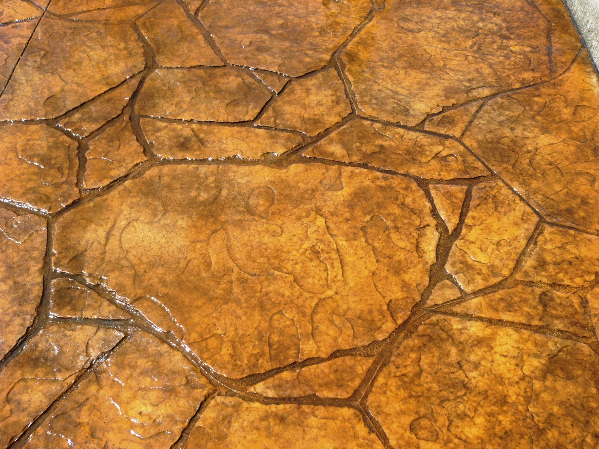Arizona Flagstone, Sandstone, Dark Walnut