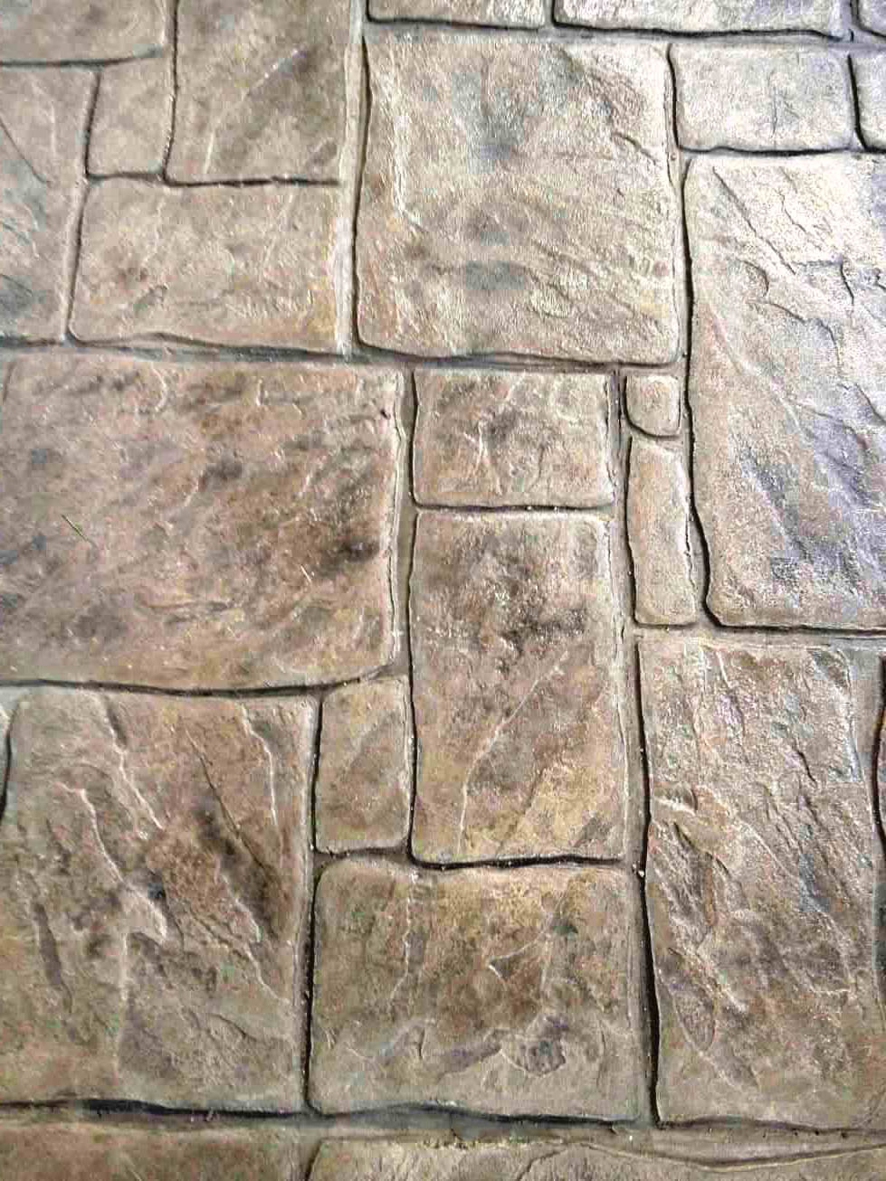 English yorkstone, mocha, dark walnut