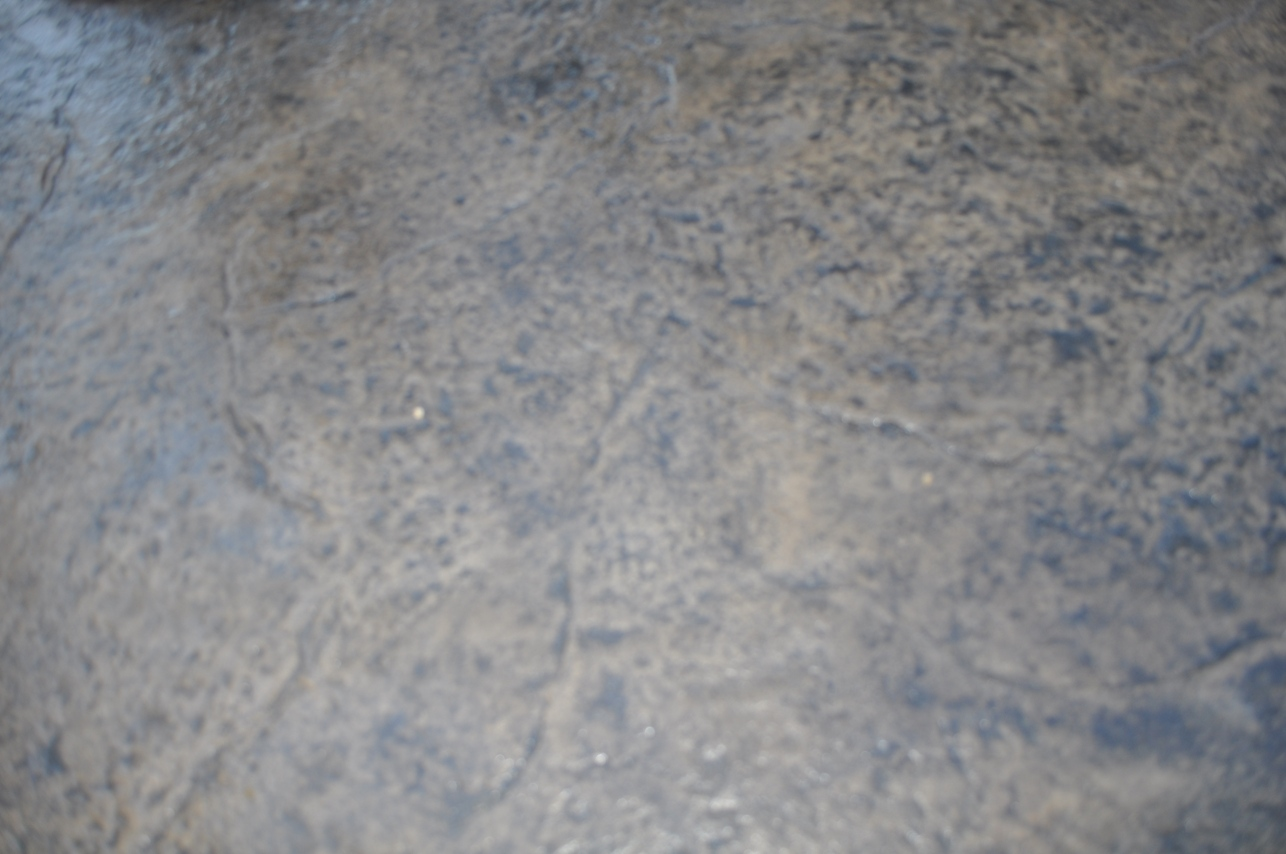 Old Granite Texture with Mesa Buff Color and Charcoal Release