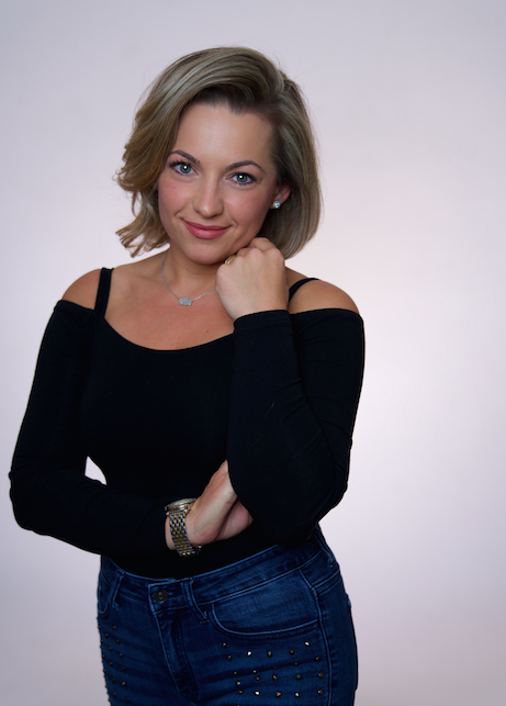Hudson Valley Hair stylist and Makeup Artist Alexandria Gilleo