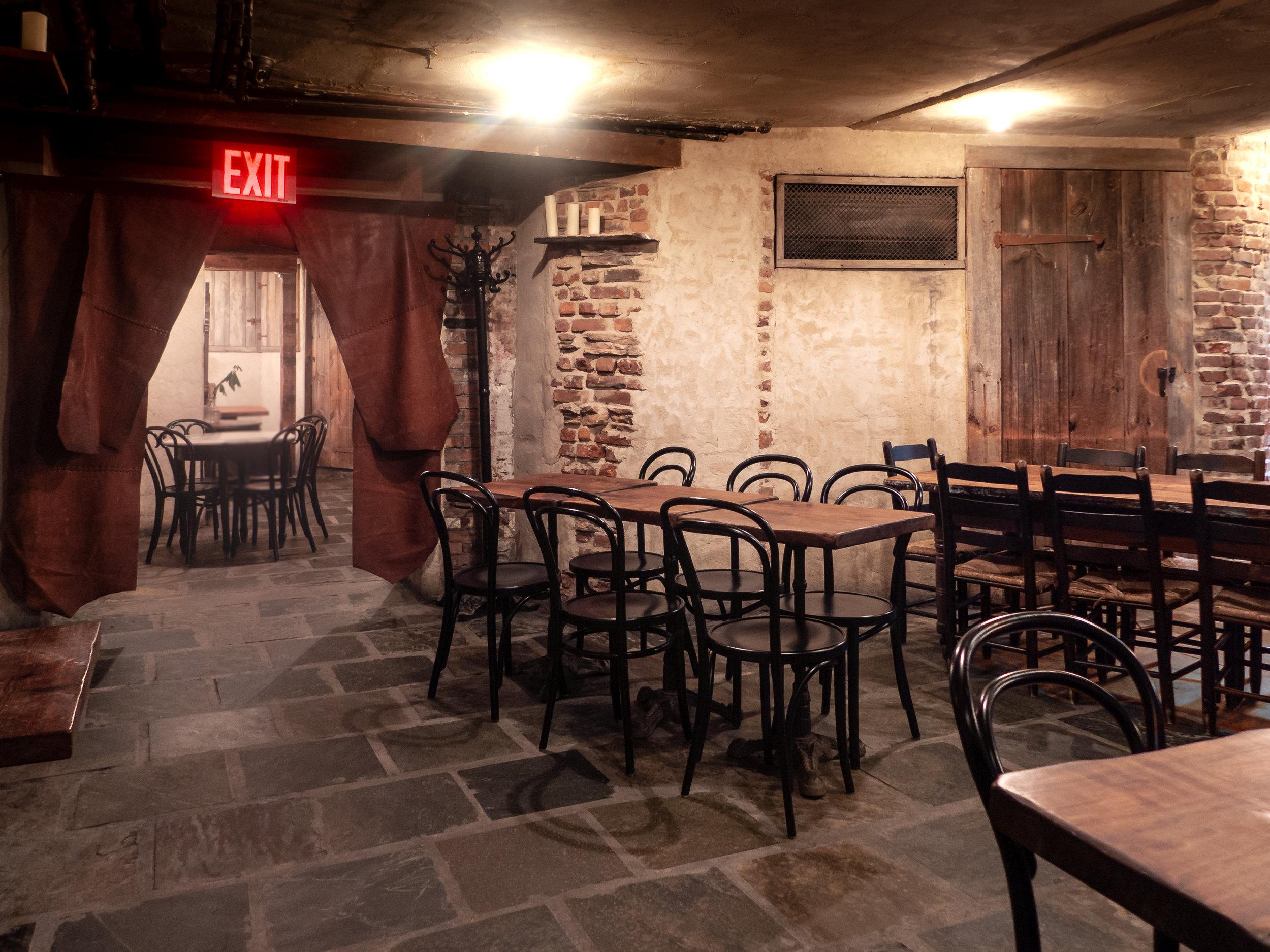 Downstairs Main Bar Room