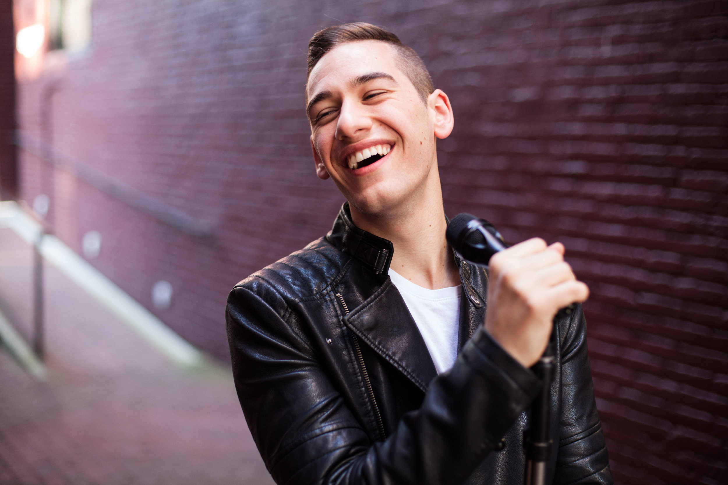 Stephen scaccia - Stephen is a 27 year old singer-songwriter from Burnaby, British Columbia. He performs regularly at community events, sports games, fundraisers, Pride events and charities around the Lower Mainland, and was voted