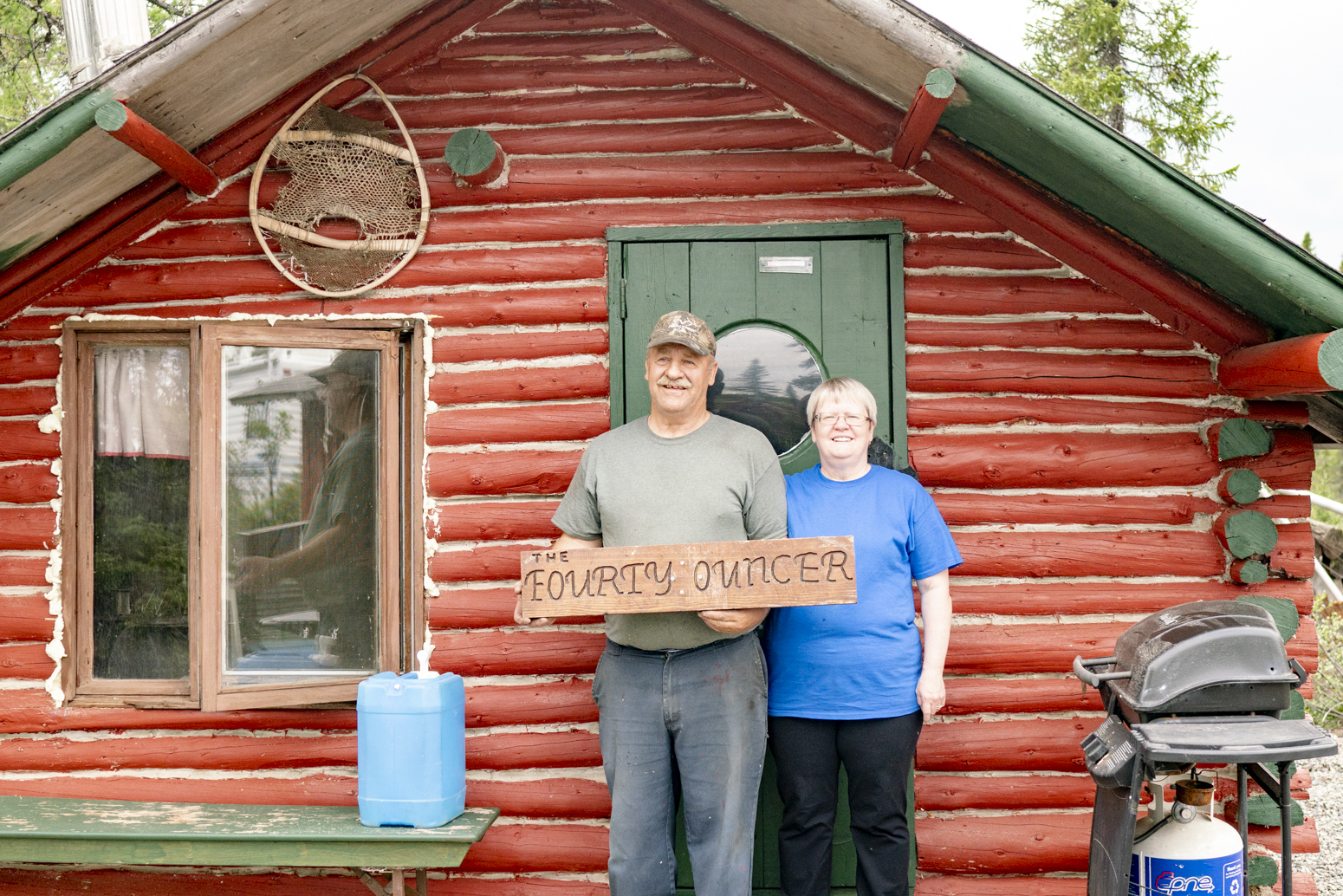 Fourty Ouncer Cabin