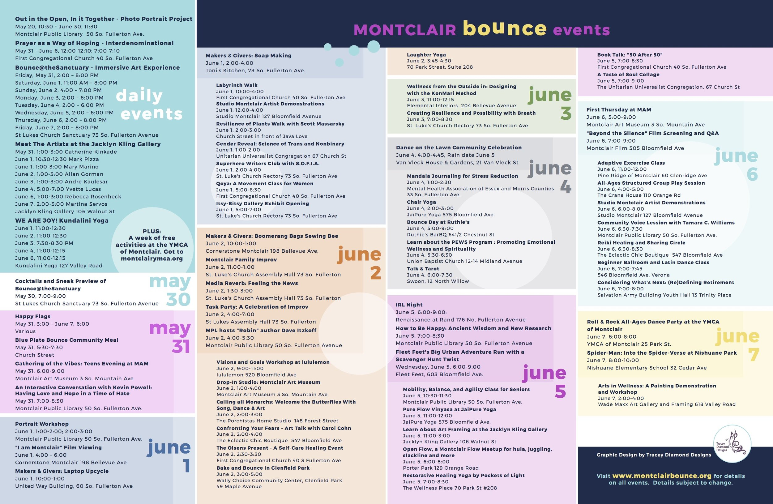 Signature Events — bounce