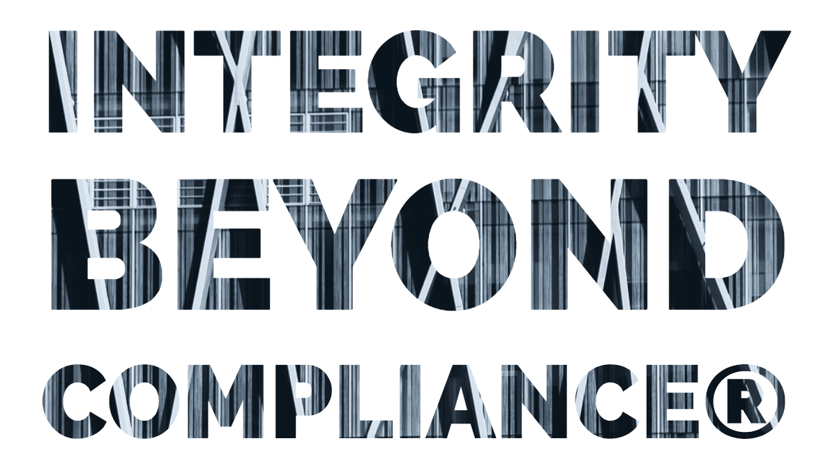 Integrity Beyond Compliance Photo