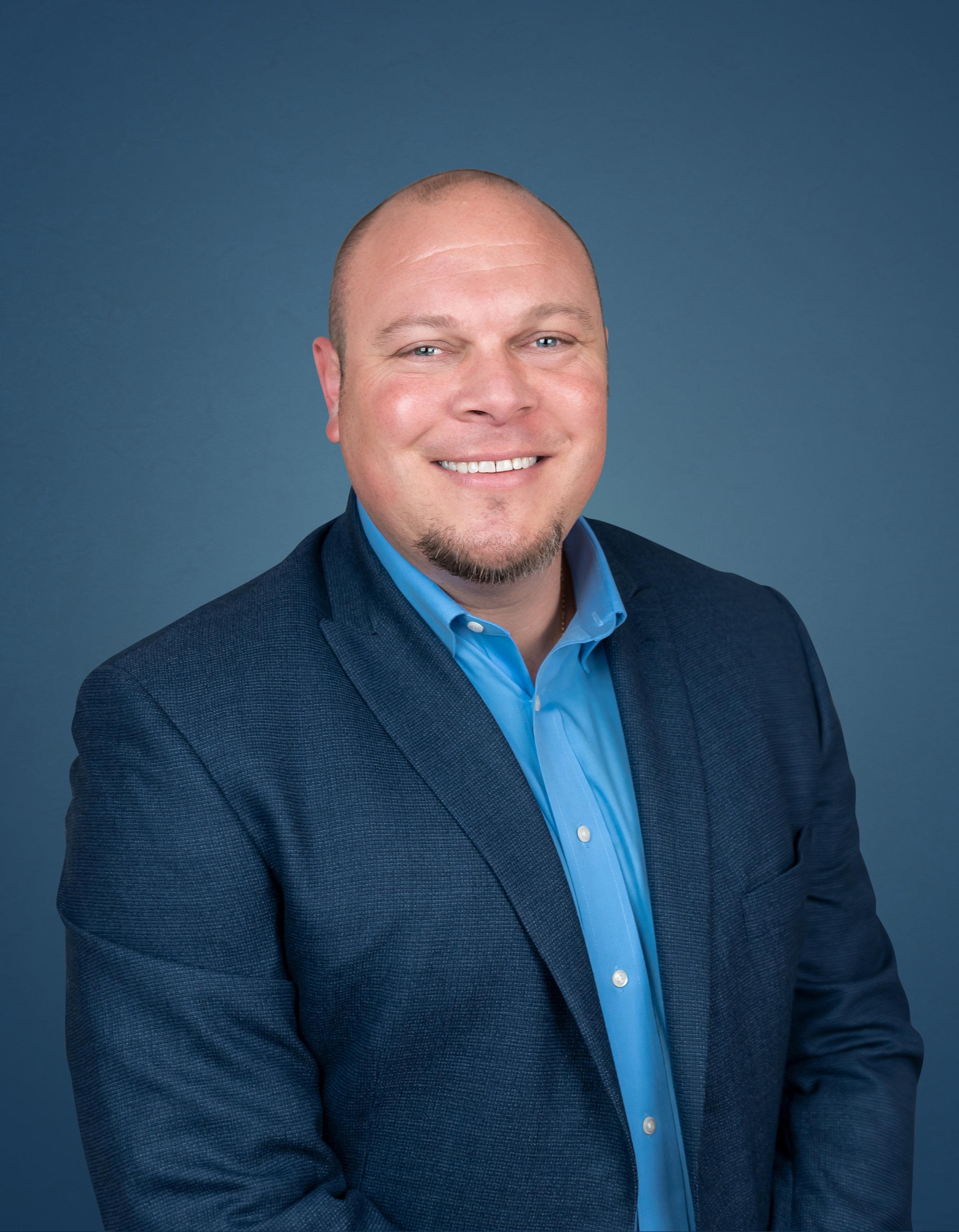 Eric Arnold Director of Procurement