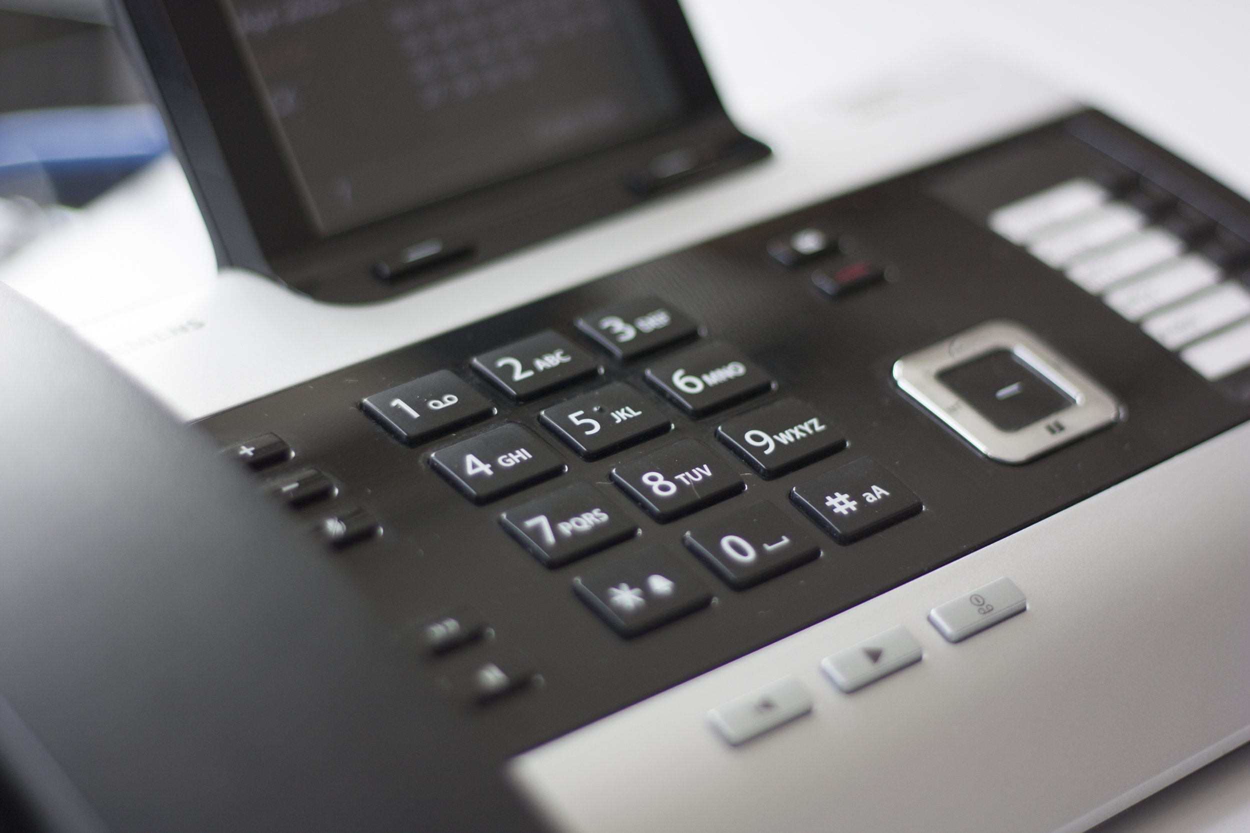 Telephony, Intercom System, Business Phone Systems