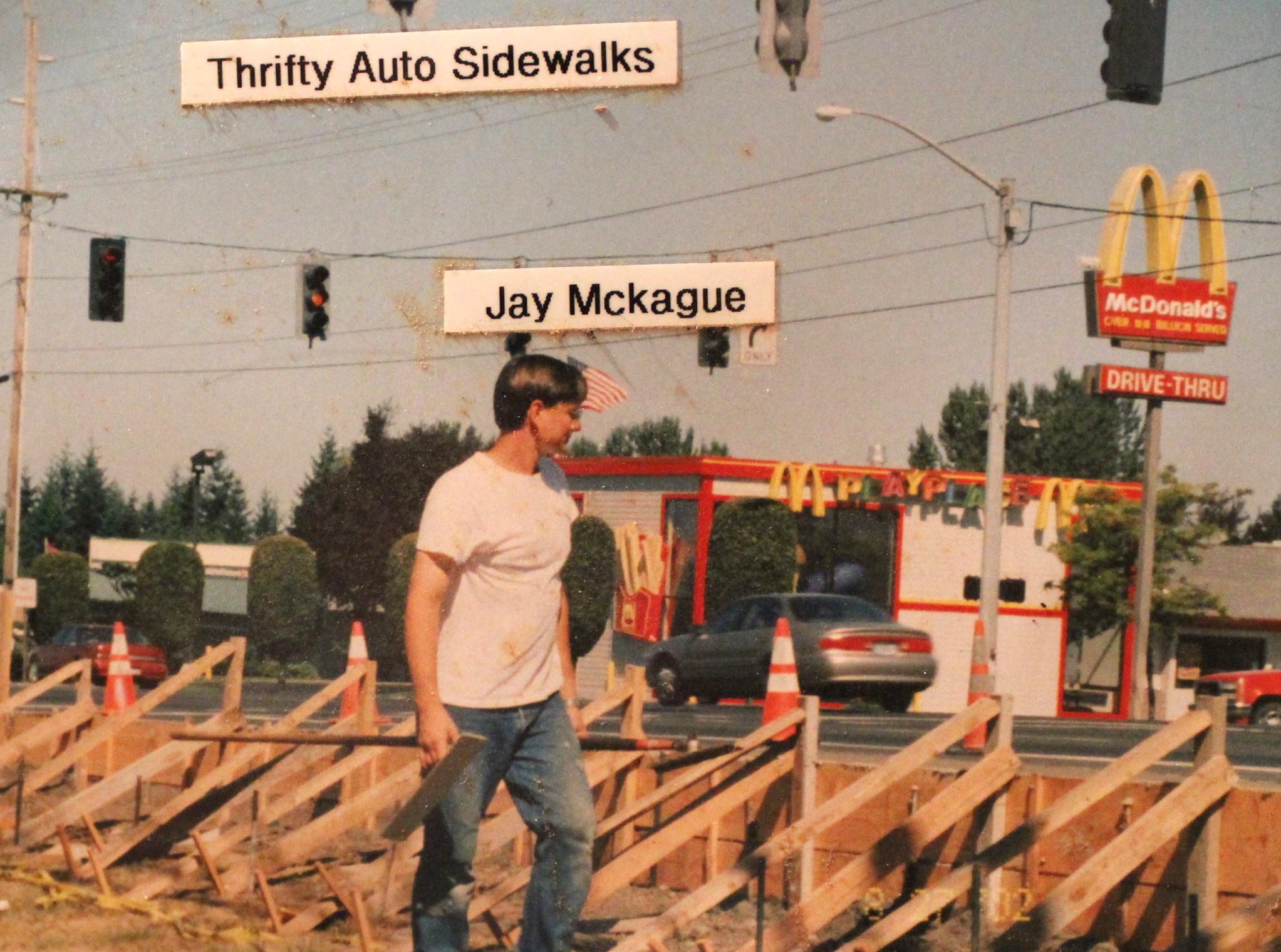 Thrify Auto Sidewalks 2.JPG