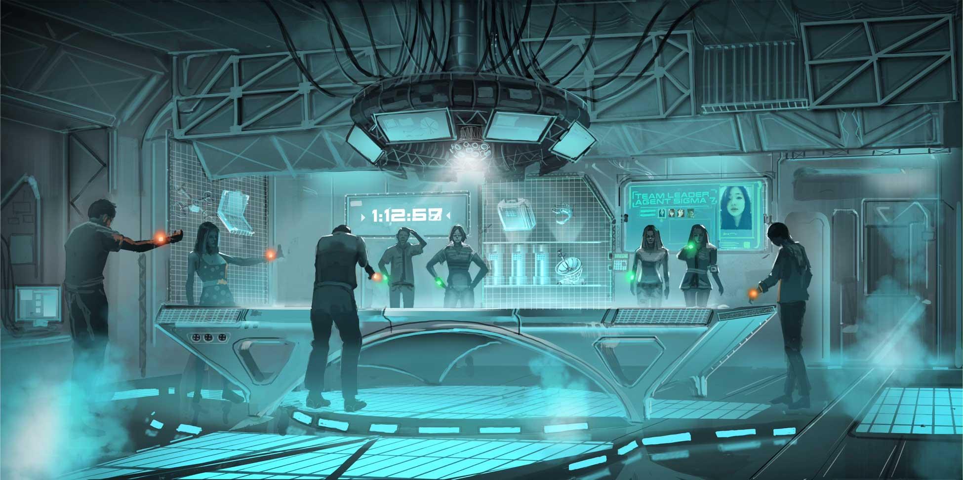 """The League of Spies"" Next-Gen Escape Room Attraction"