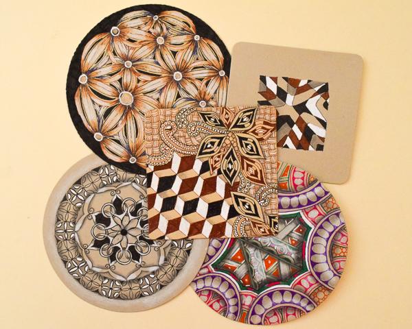 Renaissance Tan Tiles