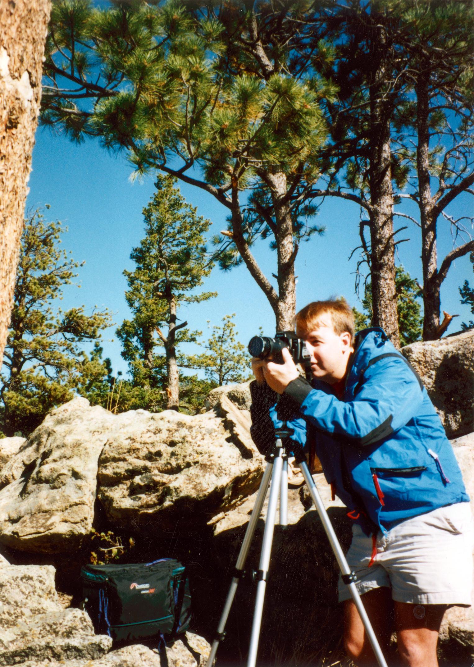 1990 - Rocky Mountain National Park