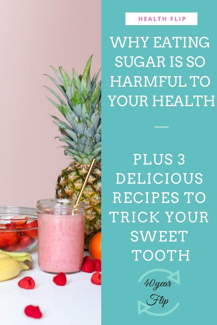 Negative Effects of Sugar on Body