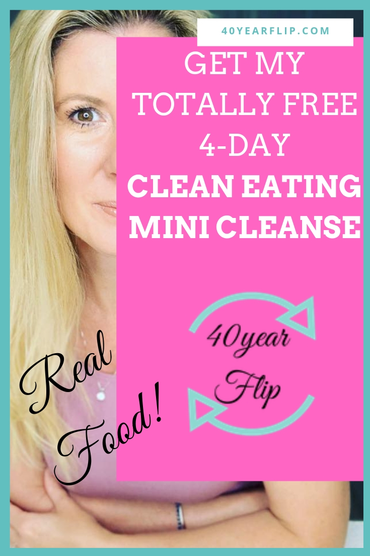 Click the Picture to Get Your Free Clean Eating Mini Cleanse!