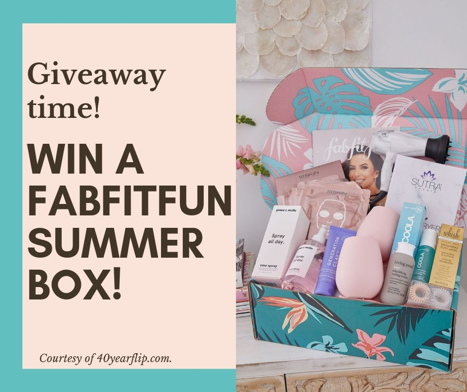 FabFitFun Giveaway Box