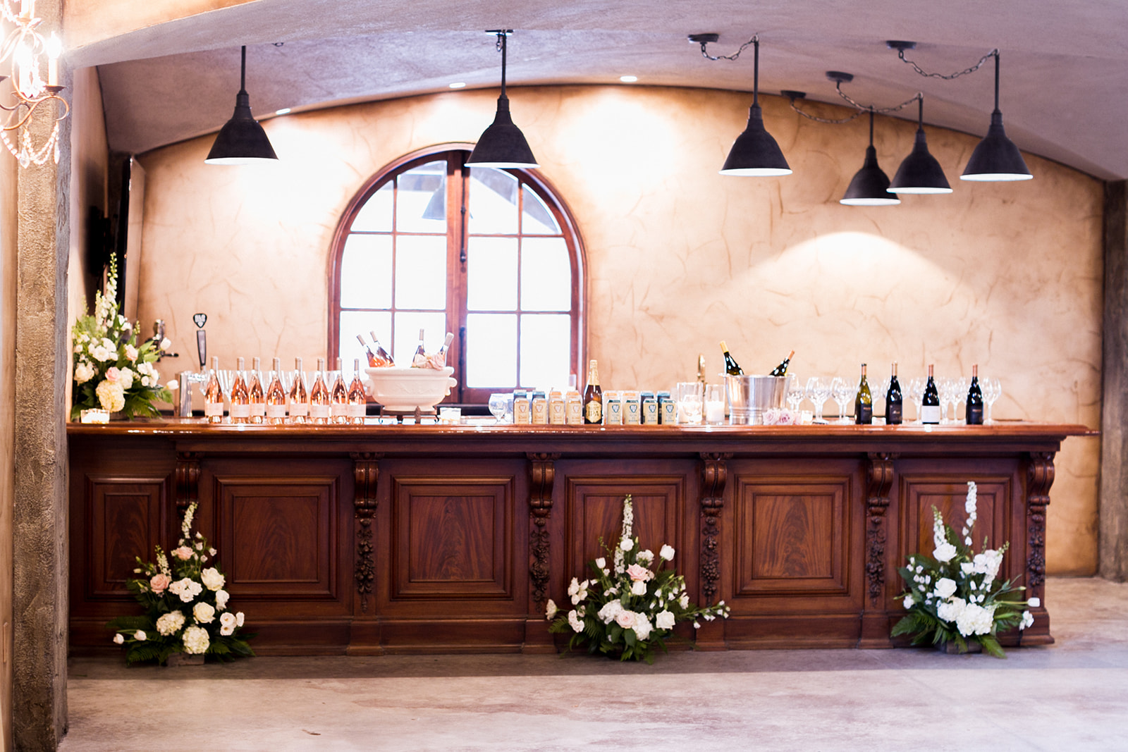 Century-Old European Bar