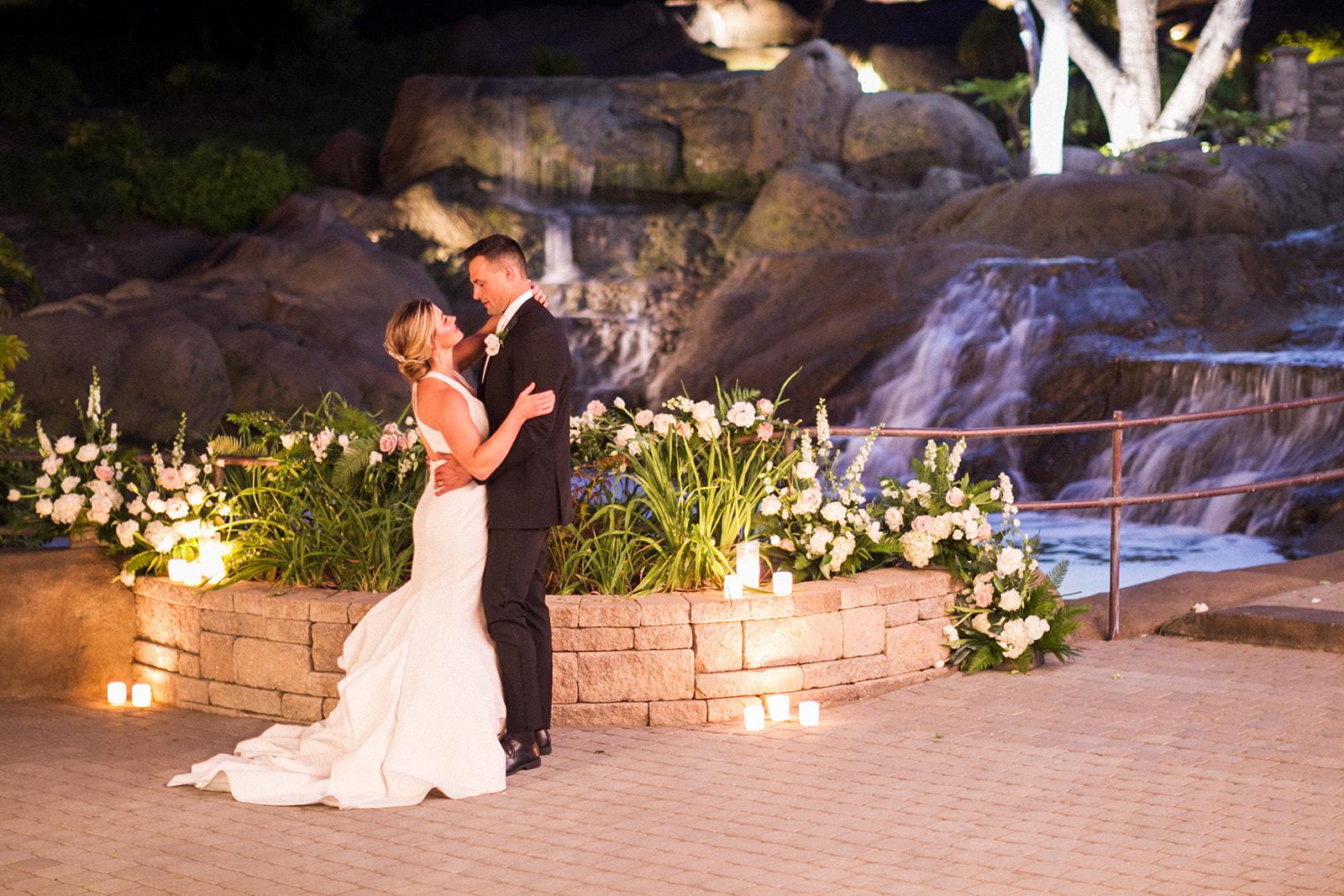 Waterfalls & Lower Pond