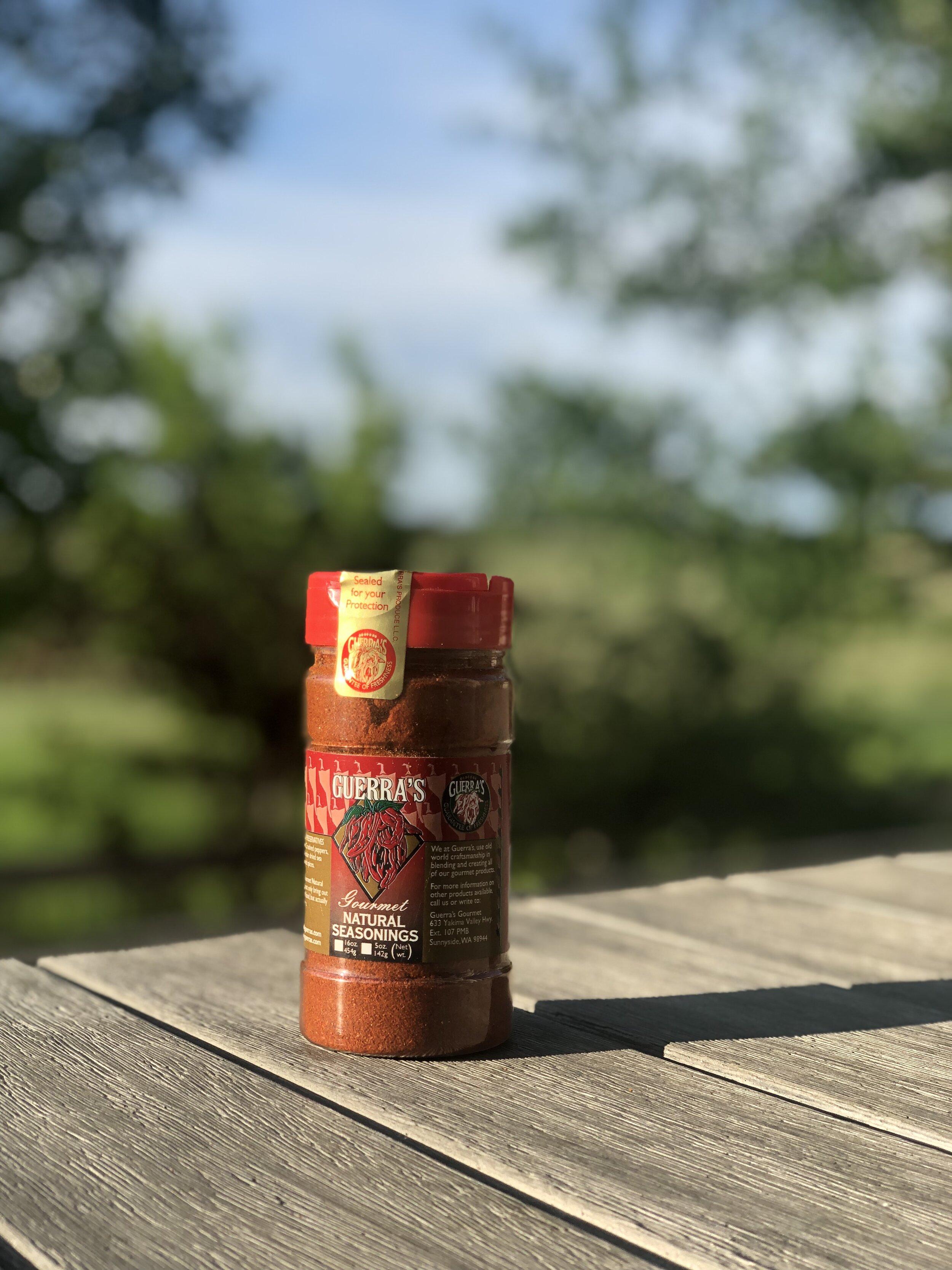 Guerra's Gourmet Natural Seasonings