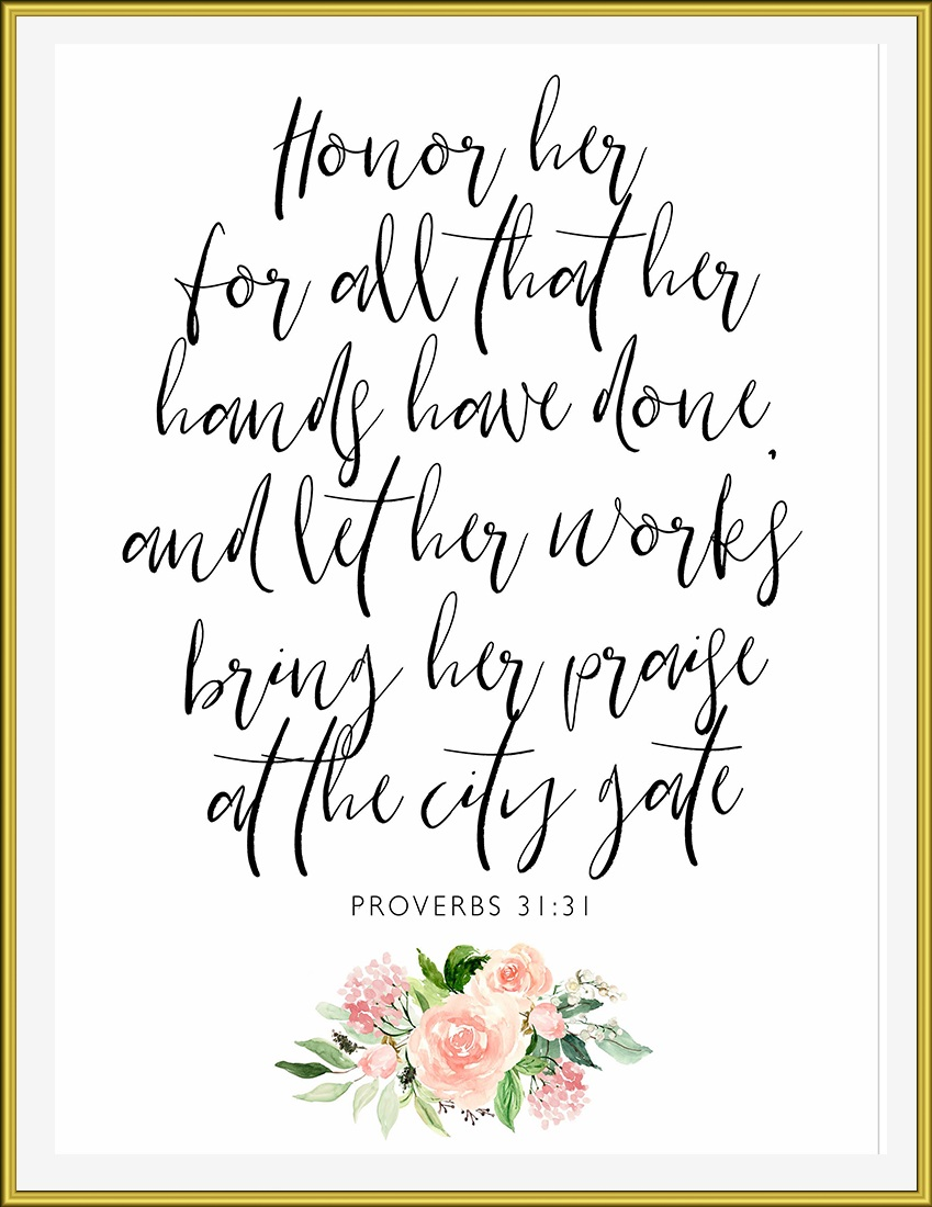 Proverbs+31%3A31+%7C+Free+Mother%27s+Day+Printable