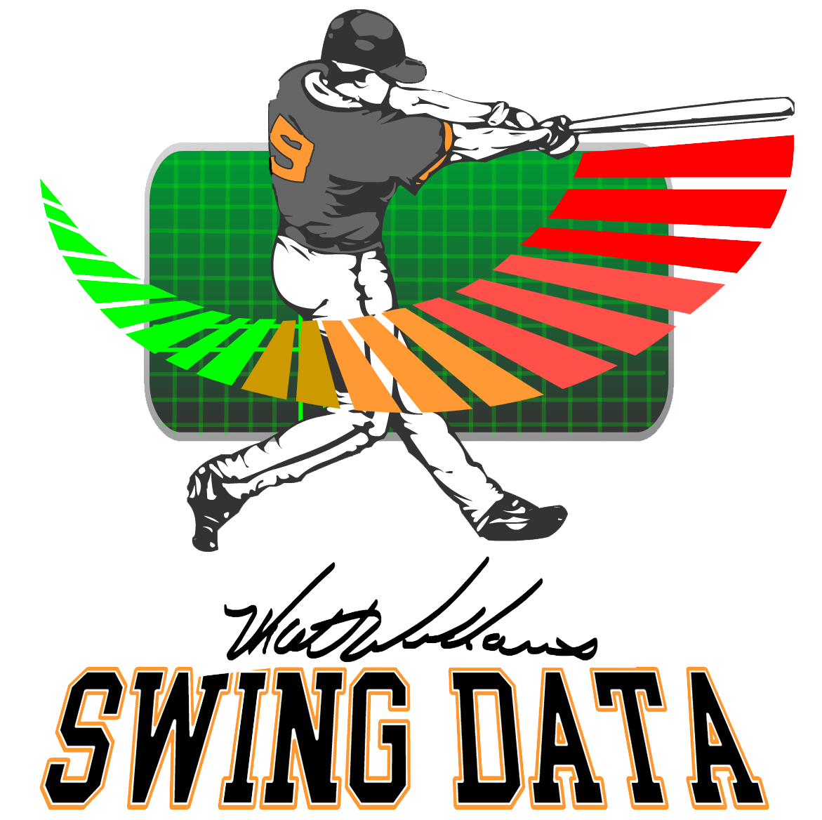 Matt Williams' Swing Data - Virtual Reality Baseball Training Application