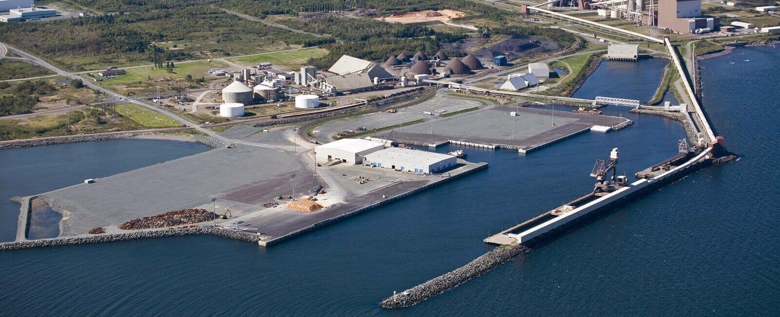 Port de Belledune