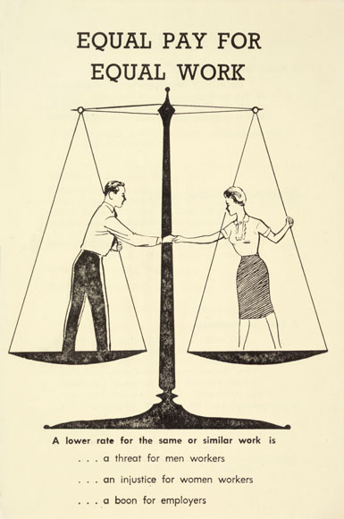 Equal Pay Act -