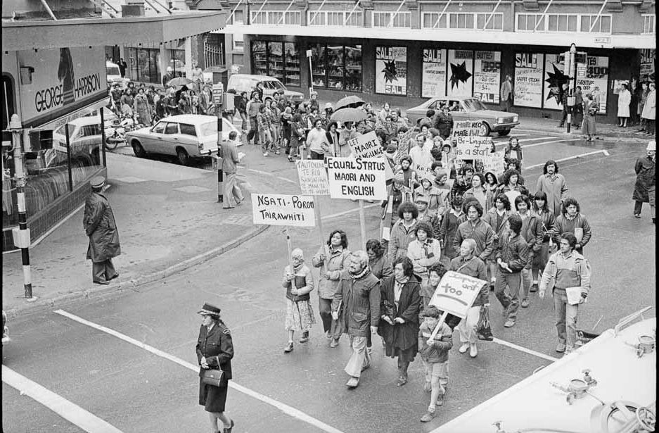 Maori Language Petition  -