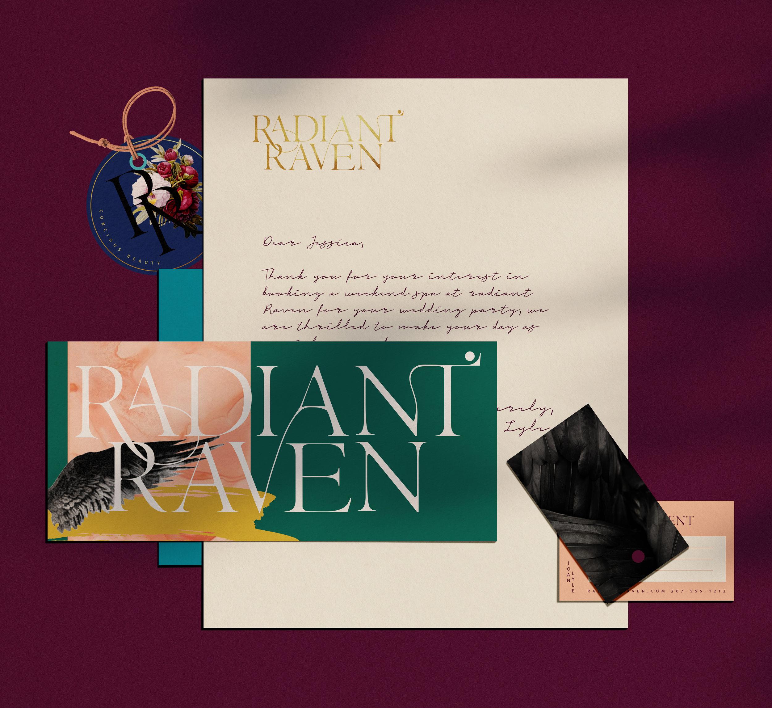 Radiant Raven stationery 1 crop.jpg