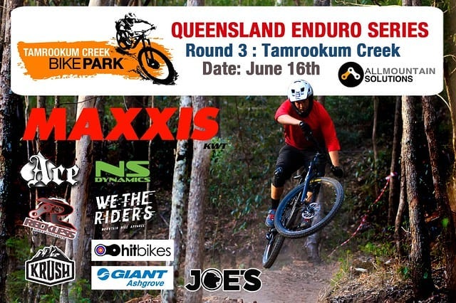 Registration is now open!! It's going to be a massive day racing rad trails. 🤘  Rego link in bio  #tamrookumenduro #qldenduroseries #enduromtb