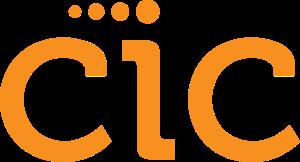 CIC logo orange - fading dots smaller.png