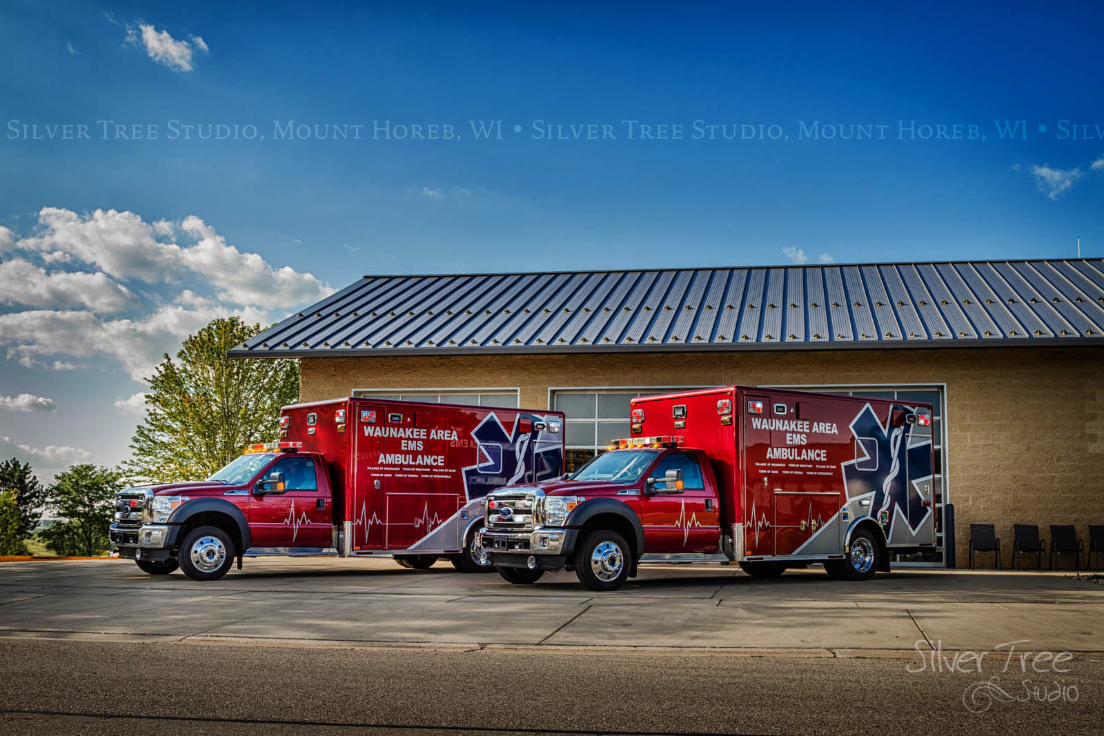 Commissioned for Waunakee Area EMS by ambulance Designer,Moonstruck Media Production