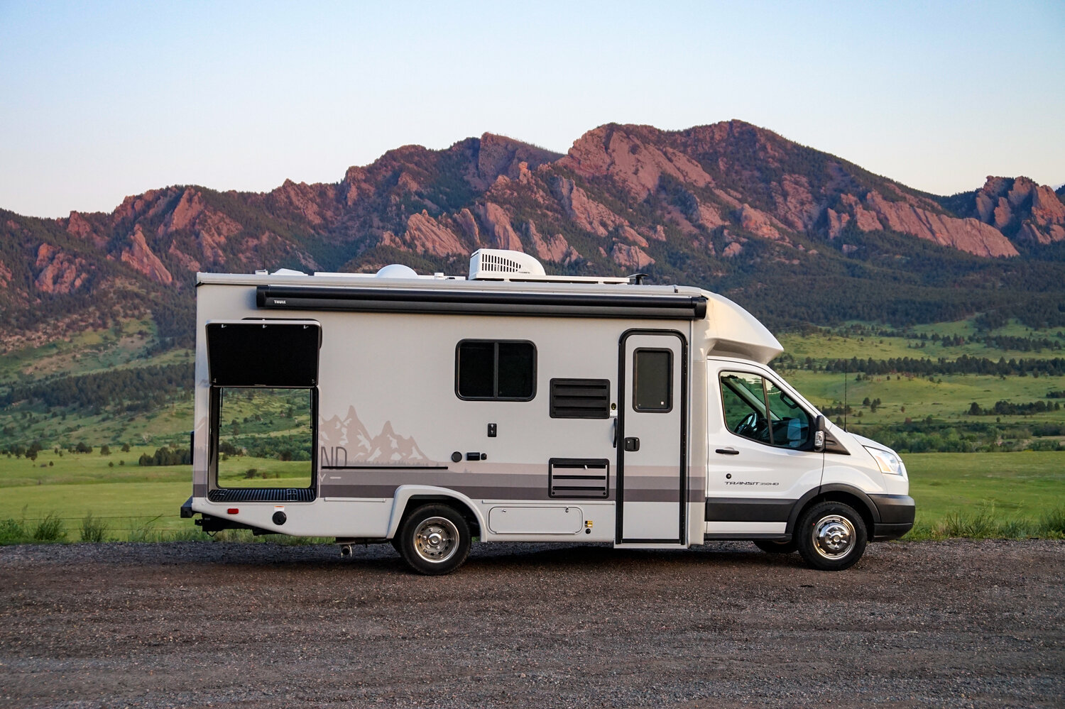 Compact Rv Rentals Small Recreational Vehicles Overland Discovery