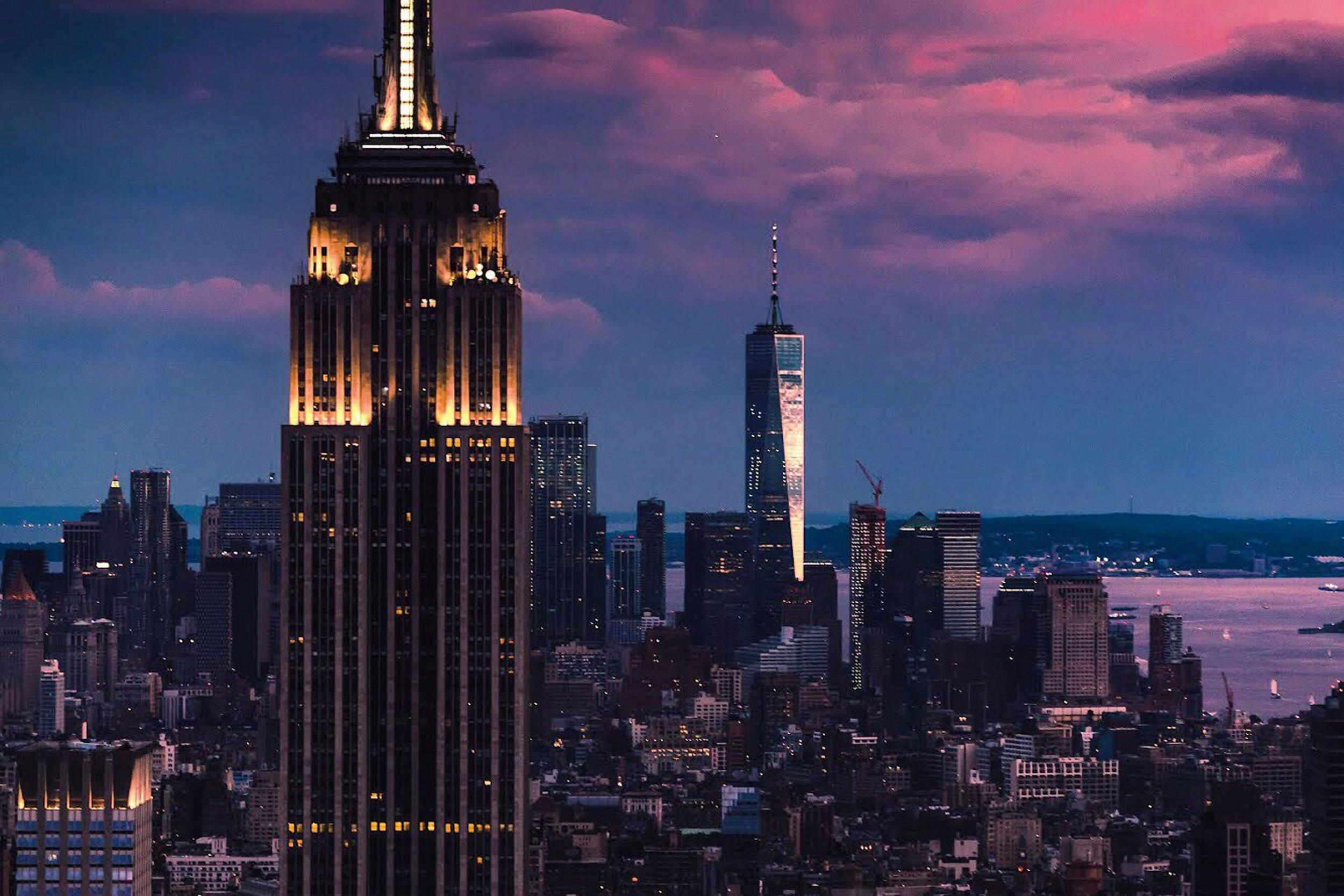 The fabulous New York City of my dreams. Photo credit: Tom Ritson, Unsplash
